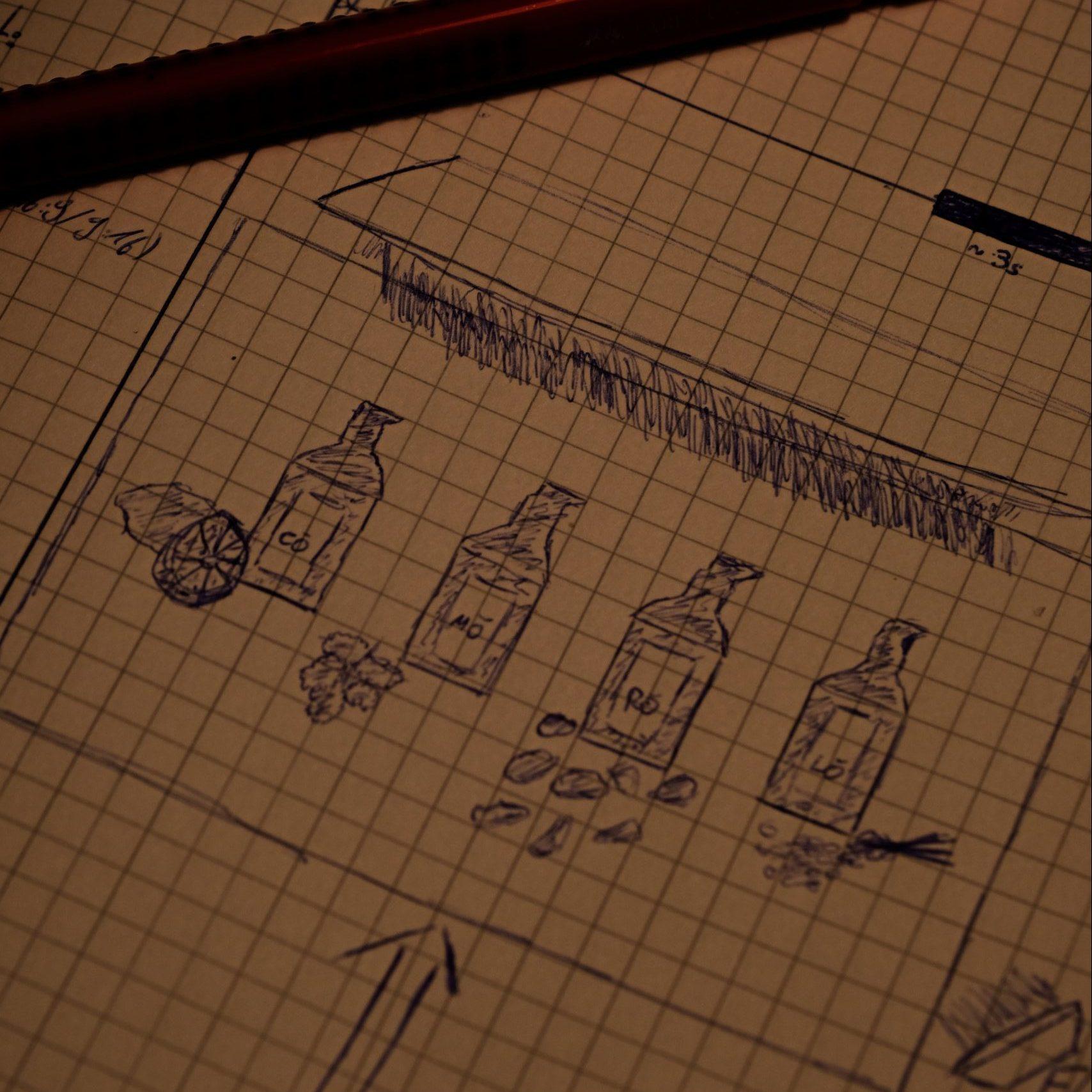 Storyboardbeispiel Produktvideo